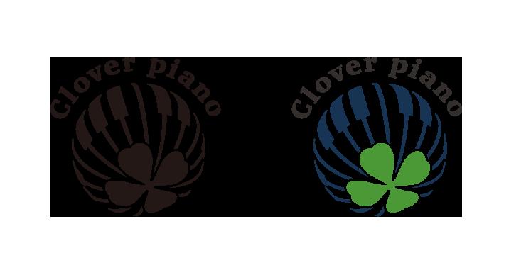 クローバーピアノロゴ2
